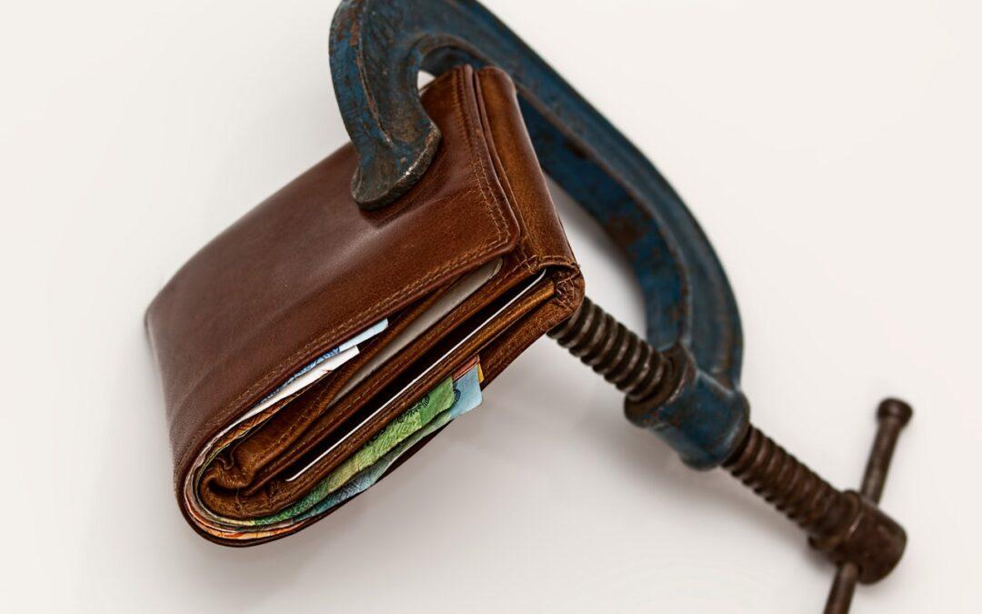 Økonomiske problemer – Det er ikke noget vi snakker om