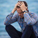 Frustreret person