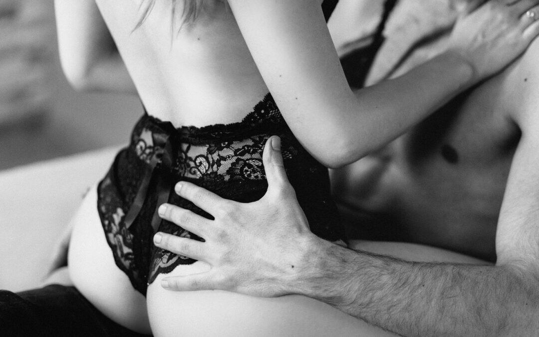 Tabu: Vi har sjældent sex