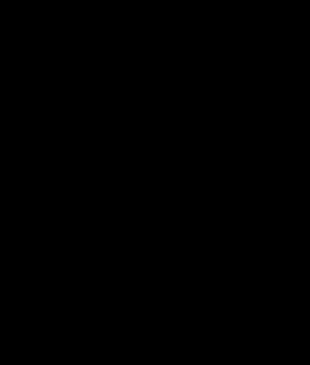 silhuet af kvinde på løbebånd