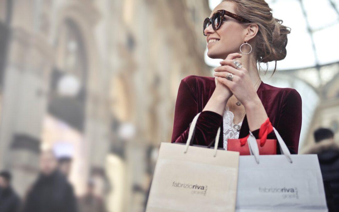 Tag på sikker shoppingtur i København