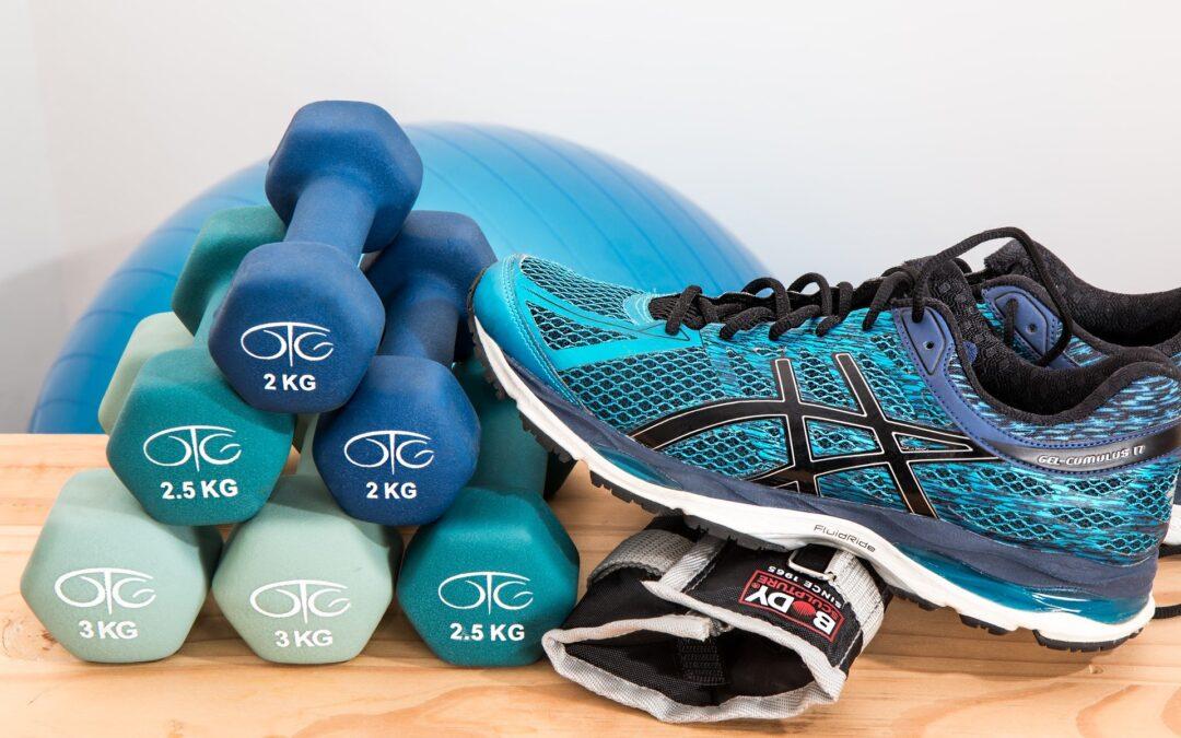 Man skal ikke skamme sig over at dyrke motion på alternative måder