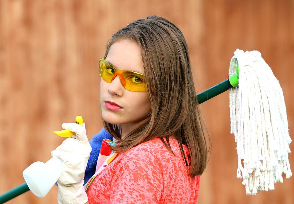 Har du svært ved at holde dit hjem ordentligt rent?