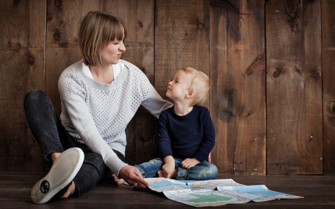 Mange nybagte forældre har det svært med forældrerollen